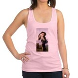 Bouguereau Evening Mood Racerback Tank Top