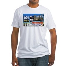 Mt Rainier Washington (Front) Shirt