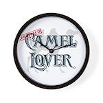 Camel Lover Wall Clock