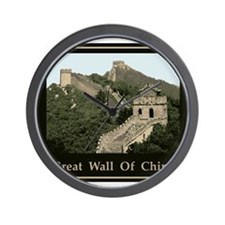 Great Wall Of China Wall Clock