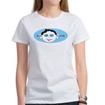 Blue In One Ear Women's T-Shirt