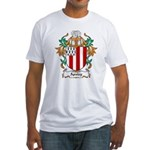 Apsley Coat of Arms Fitted T-Shirt