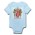 Apsley Coat of Arms Infant Creeper