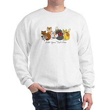 Cats and Kittens Sweatshirt