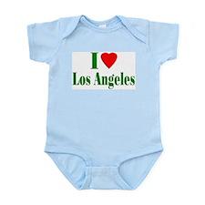 I Love Los Angeles Infant Creeper