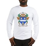 Alleet Coat of Arms Long Sleeve T-Shirt