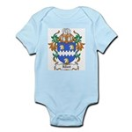 Alleet Coat of Arms Infant Creeper