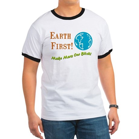 Earth First Ringer T