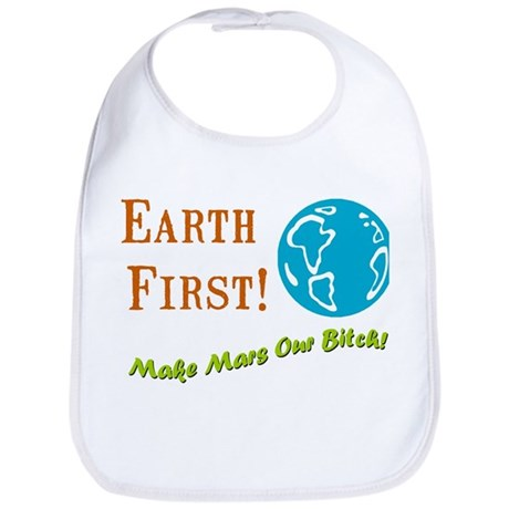 Earth First Bib