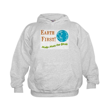 Earth First Kids Hoodie