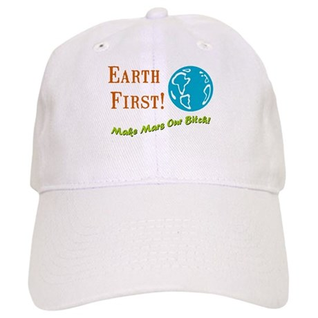 Earth First Cap