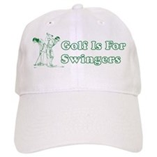 Golf Is For Swingers Cap