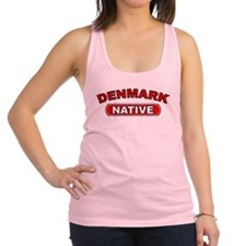Denmark Native Racerback Tank Top