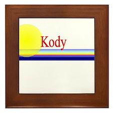Kody Framed Tile