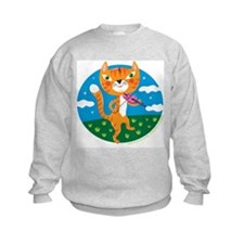 """The Cat and the Fiddle"" Sweatshirt"