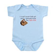Baby Humor RedSox Hater Infant Bodysuit