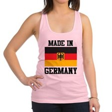 Made In Germany Racerback Tank Top
