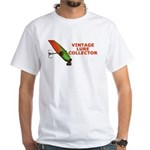Lure Collector White T-Shirt