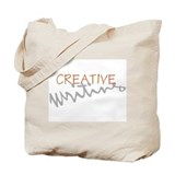 Creative Writing Tote Bag