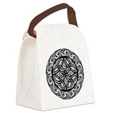 Celtic Shield Canvas Lunch Bag