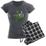 Celtic Christmas Star 3/4 Sleeve T-shirt (Dark)