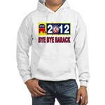 BYE BYE BARACK Hooded Sweatshirt