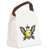 Vatican City Emblem Canvas Lunch Bag