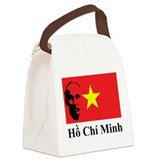 Ho Chi Minh Canvas Lunch Bag