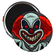 Evil Clown Magnet