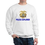 Police Explorer Sweatshirt