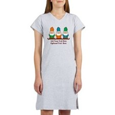 Gnomes Design Women's Nightshirt