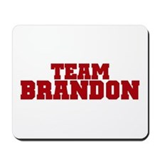 Col Brandon Mousepad
