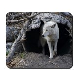 Wolf Den Mousepad
