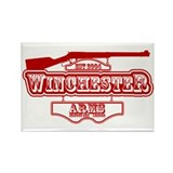 Winchester Arms Tavern Rectangle Magnet