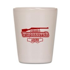 Winchester Arms Tavern Shot Glass