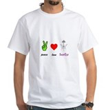 Peace, Love, Seatha Shirt