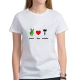 Peace, Love, Witches Tee
