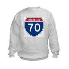 Interstate 70 Sweatshirt
