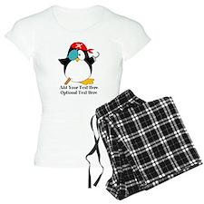 Pirate Penguin Pajamas