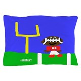 HI54JOC Football Fella Pillow Case