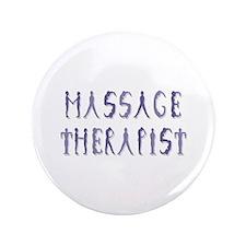 "Massage Therapist 3.5"" Button (100 pack)"