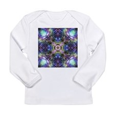 Flower of Life Mandala Long Sleeve Infant T-Shirt