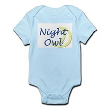 Night Owl Infant Creeper