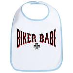 Biker Babe Bib