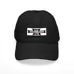 Biker Babe Black Cap