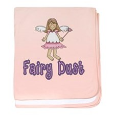 Fairy Princess baby blanket