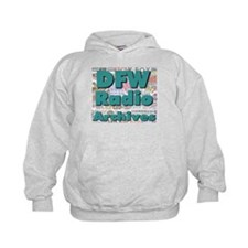 DFW Radio Archives - Square Logo Hoodie
