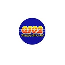 Q102 (1986) Mini Button