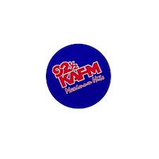 KAFM (1982) Mini Button