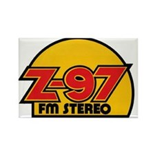 Z97 (1977) Rectangle Magnet (10 pack)